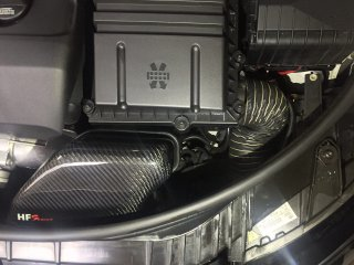 HPerformance 2.5 TFSI RAM-AIR Kit