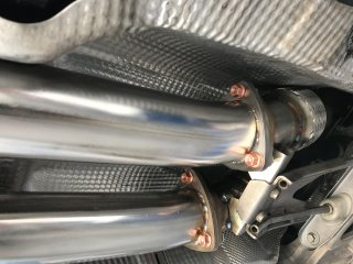 HPerformance TÜV Downpipe RS3 8V